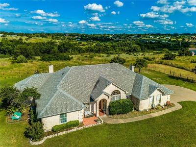 Parker County Farm & Ranch For Sale: 5103 Old Brock Road