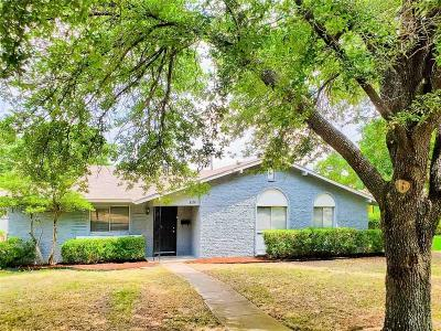 Plano Single Family Home For Sale: 3129 18th Street