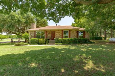 Denton County Single Family Home For Sale: 6107 Plantation Lane