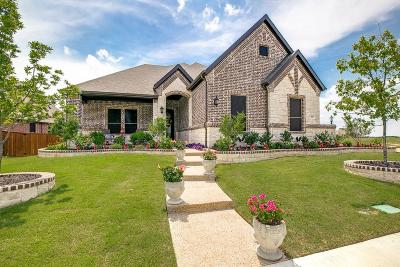 Rockwall Single Family Home For Sale: 805 Lazy Brooke Drive