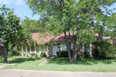 Garland Single Family Home For Sale: 2418 High Star Drive