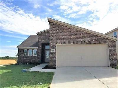 Forney Single Family Home For Sale: 4660 Elderberry Street