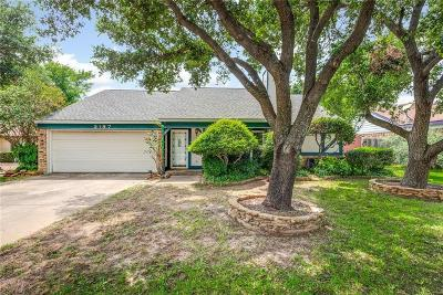 Tarrant County Single Family Home For Sale: 2197 Raines Court