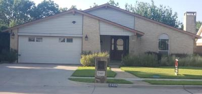 Carrollton Single Family Home For Sale: 2405 Via Barcelona Street