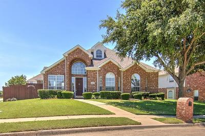Carrollton Single Family Home For Sale: 2448 Greenwich Drive