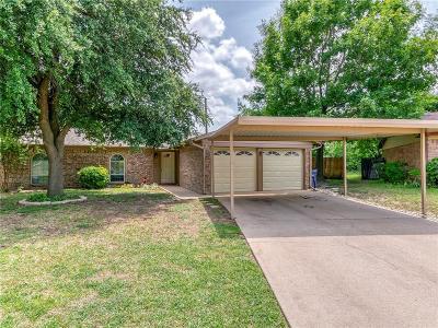 Watauga Single Family Home For Sale: 6516 Bristol Point