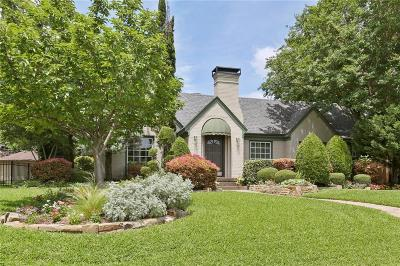 Dallas County Single Family Home For Sale: 912 Clermont Street