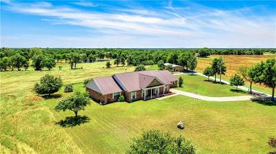 Grayson County Single Family Home For Sale: 100 Holland Lane