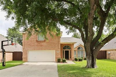 Denton County Single Family Home For Sale: 3412 Camden Drive