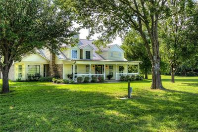 Wills Point Single Family Home Active Option Contract: 22594 Fm 47