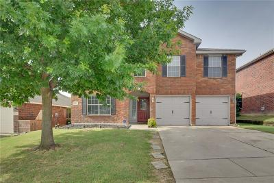 Fort Worth Single Family Home For Sale: 10221 High Eagle Trail