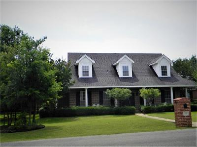 Aledo Single Family Home For Sale: 128 Lakeview Drive