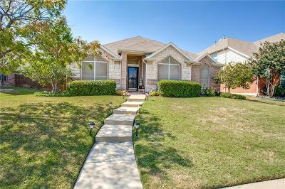 Rockwall Single Family Home For Sale: 1261 Highland Drive