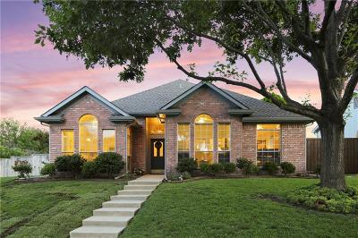 Frisco Single Family Home For Sale: 10005 Burgundy Drive