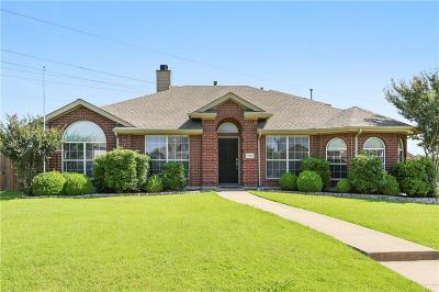 Sachse Single Family Home For Sale: 3421 Ashwood Lane