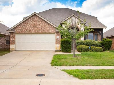 McKinney Single Family Home For Sale: 2804 Bentwood Way
