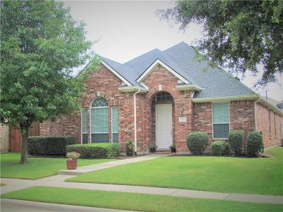 The Colony Single Family Home For Sale: 5613 Foxfire Lane