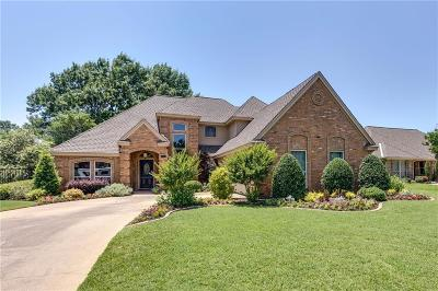 Colleyville Single Family Home Active Contingent: 4002 Pembrooke Parkway W