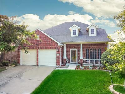 Grand Prairie Single Family Home For Sale: 2864 Park Place Drive
