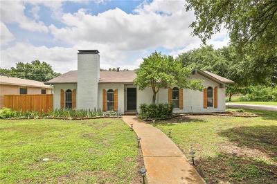 Plano Single Family Home For Sale: 1456 Wind Cave Circle