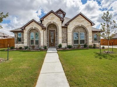 Midlothian Single Family Home For Sale: 4602 Jasmine Trail