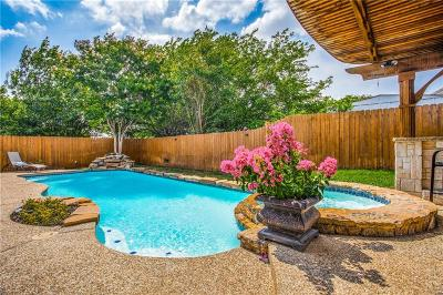 Fort Worth Single Family Home For Sale: 4729 Sterling Trace Circle