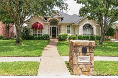 Grapevine Single Family Home For Sale: 2661 Juniper Lane