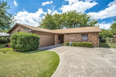 Dallas Single Family Home For Sale: 9545 Glengreen Drive