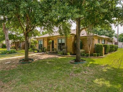 Coppell Single Family Home For Sale: 128 Meadowglen Circle