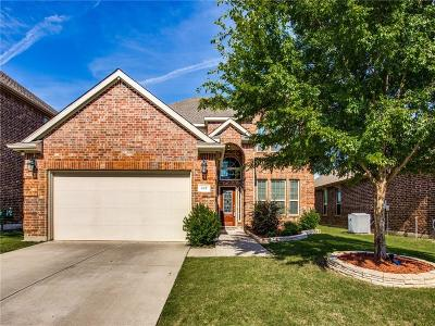McKinney Single Family Home For Sale: 417 Hideaway Road