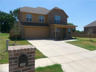 Terrell Residential Lease For Lease: 105 Brooks Drive