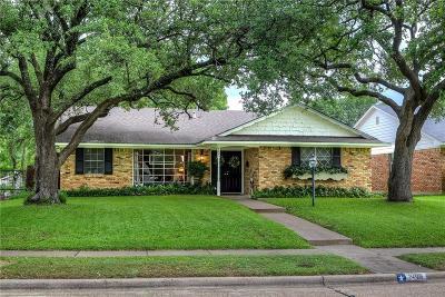 Dallas Single Family Home For Sale: 9105 Westglen Drive