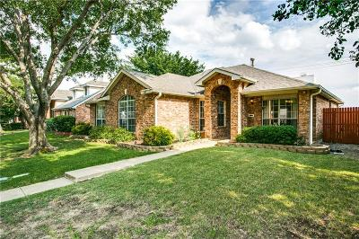 Lewisville Single Family Home Active Option Contract: 996 Cassion Drive
