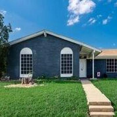 Lewisville Single Family Home For Sale: 1243 Bellaire Boulevard