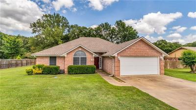 Canton TX Single Family Home For Sale: $204,900