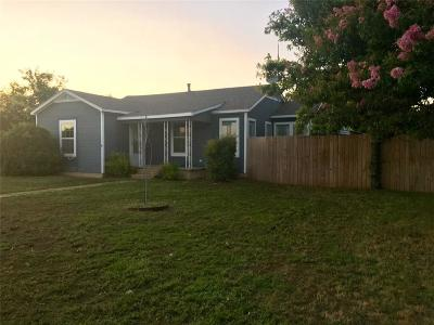 Goldthwaite Single Family Home For Sale: 1506 Hanna Valley Road