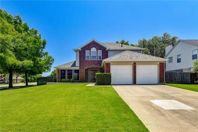 Flower Mound Single Family Home For Sale: 2736 Silver Maple Court