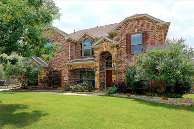 Fort Worth Single Family Home For Sale: 7305 Tahoe Springs Drive