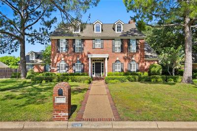 Colleyville Single Family Home For Sale: 2906 Glen Dale Drive