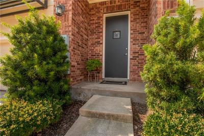 Fort Worth Townhouse For Sale: 6113 Portrush Drive