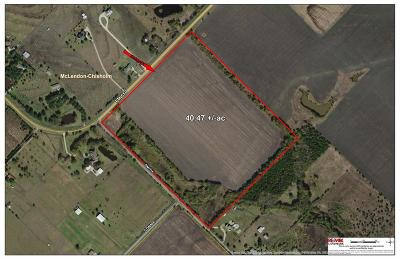 Mclendon Chisholm Farm & Ranch For Sale: 00 Smith Road