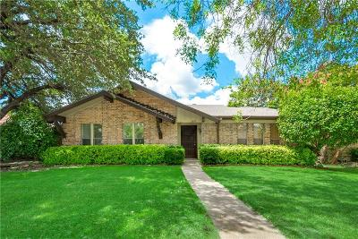 Garland Single Family Home For Sale: 3230 Castle Rock Lane