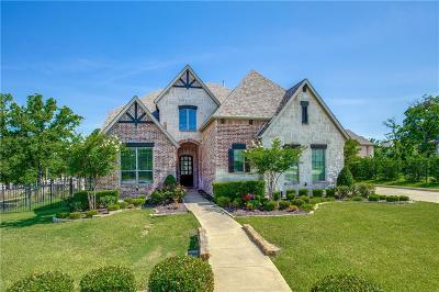Tarrant County Single Family Home For Sale: 905 Cobblestone Parks Drive