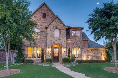Frisco Single Family Home For Sale: 11072 Deep Canyon Trail