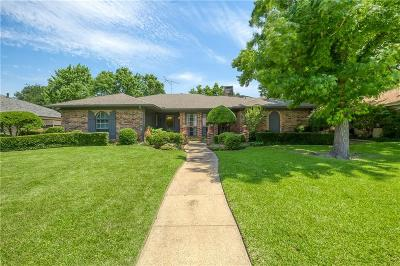 Richardson Single Family Home For Sale: 2107 Scarlet Oak Drive