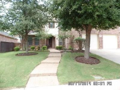 Mckinney  Residential Lease For Lease: 8104 Gallery Way