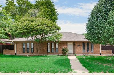 Irving Single Family Home For Sale: 3701 Pocatello Street
