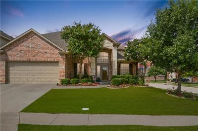 McKinney Single Family Home For Sale: 3609 Foxfield Trail