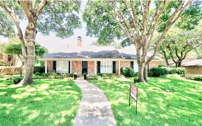 Richardson Single Family Home For Sale: 308 Meadowcrest Drive