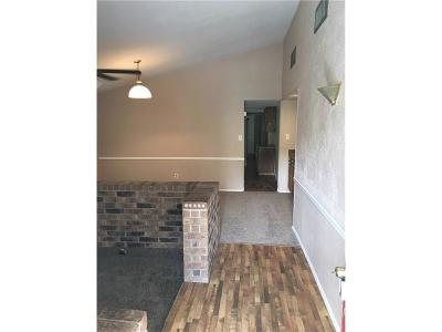 Single Family Home For Sale: 4228 Staghorn Circle S